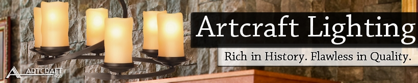 Shop Artcraft Lighting for Distinctive Modern Chandeliers, Outdoor Lighting Design and More