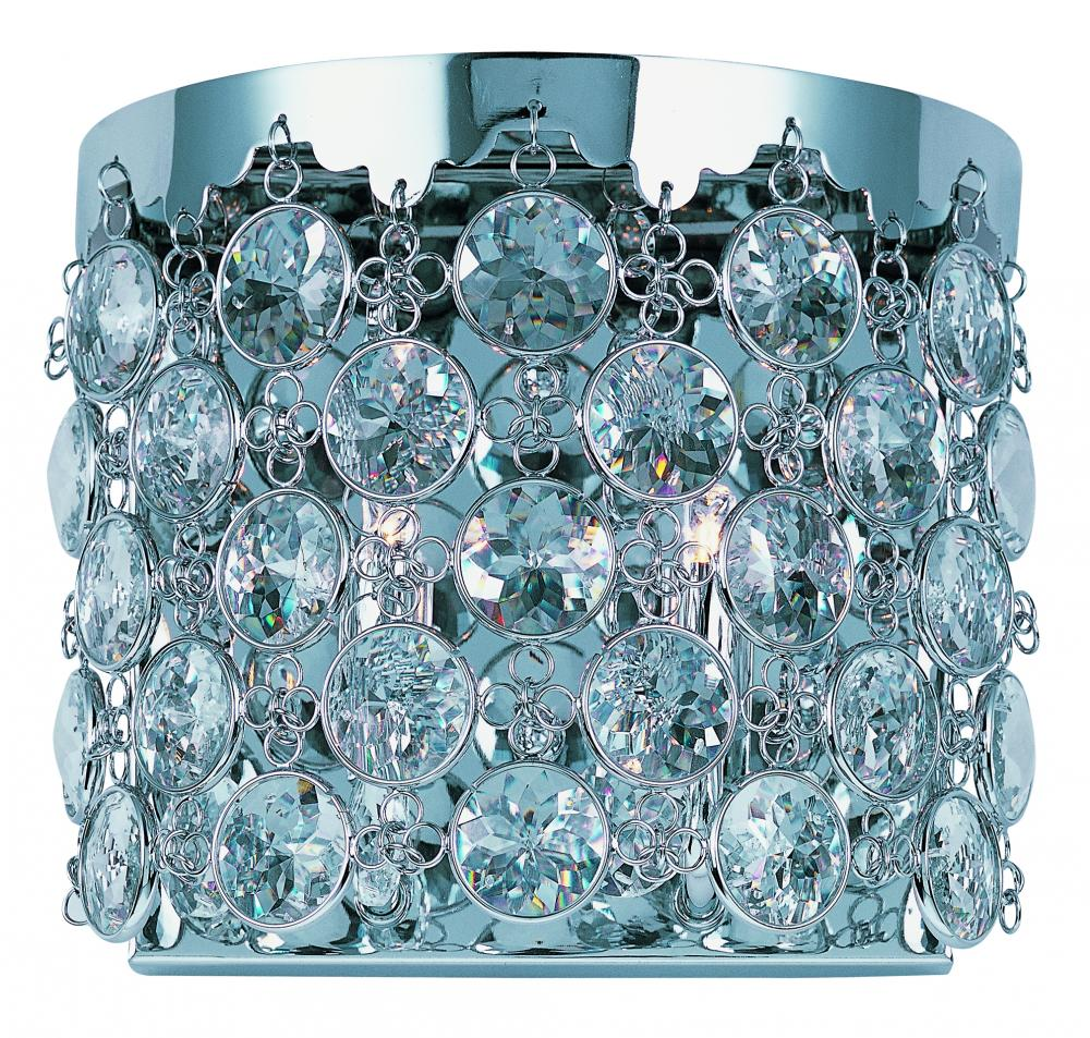 ET2 Wall sconce crystal