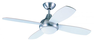 "42"" Satin Nickel Ceiling Fan"