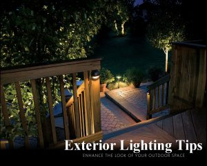 exterior lighting tips