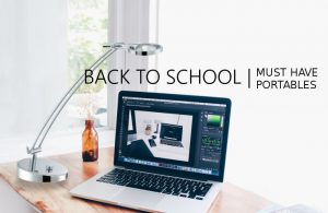 back to school must have portables